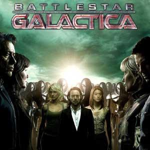 Battlestar galactica Final Season Sky One