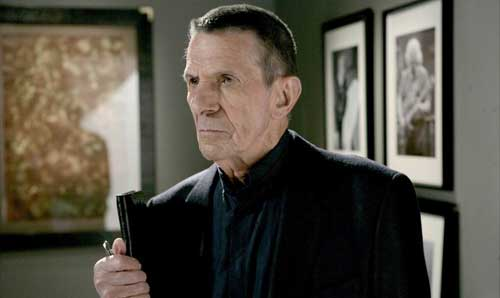 Top TV 2009 Fringe Leonard Nimoy