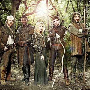 Top TV 2009 Robin Hood BBC One