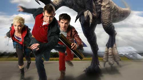 Top TV Of 2009 Primeval ITV1