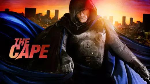The Cape TV Superhero Show NBC DC Comics