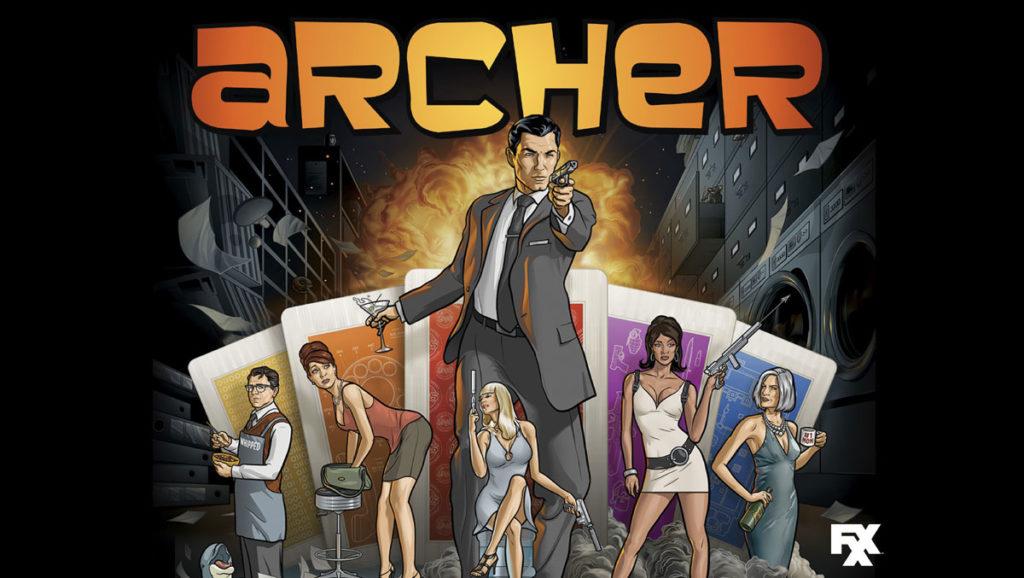 Archer FX Network Season 1