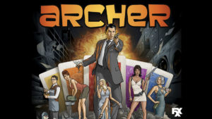 Archer FX Network Season 1