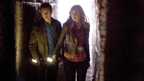 Amy Pond & Rory S06E05