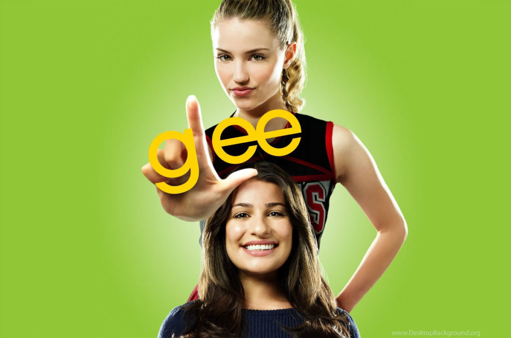 Glee TV Show Cast Image