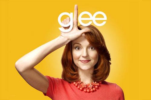 Glee's Jayma Mays