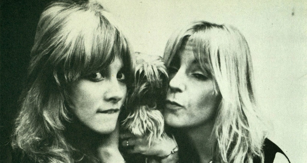 Stevie Nicks & Christine McVie