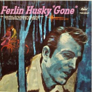 Ferlin Husky Cover Art Gone