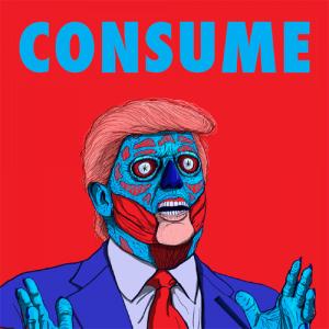 Donald Trump Consume