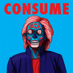 Hillary Clinton Consume