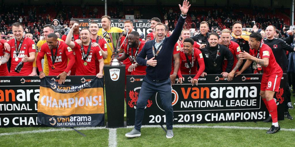 Leyton Orient FC National League Champions