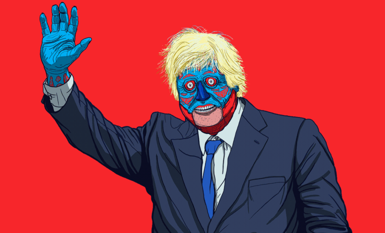 Boris Johnson Lockdown Consume