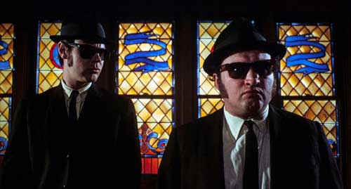 The Blues Brothers See The Light