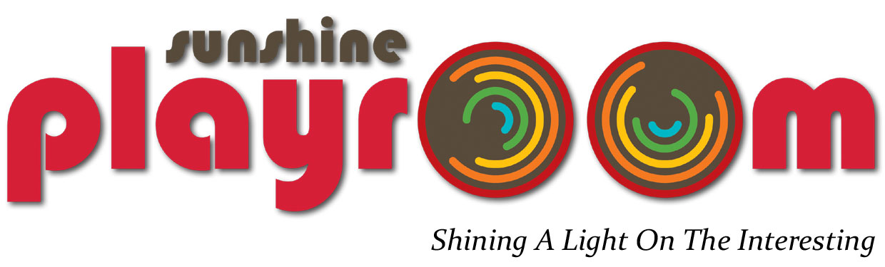 Sunshine Playroom Logo Header