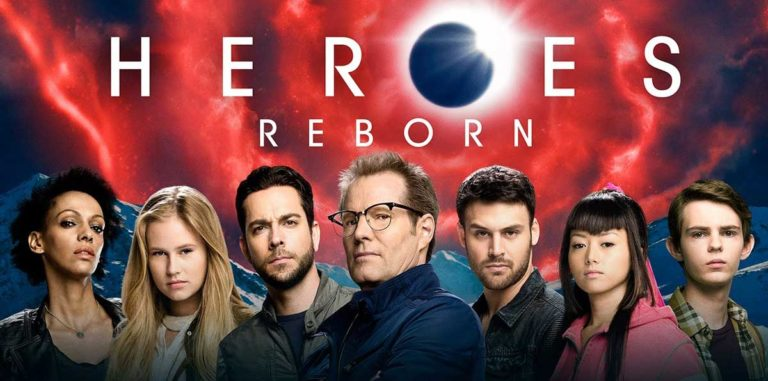 Heroes Reborn Featured Image