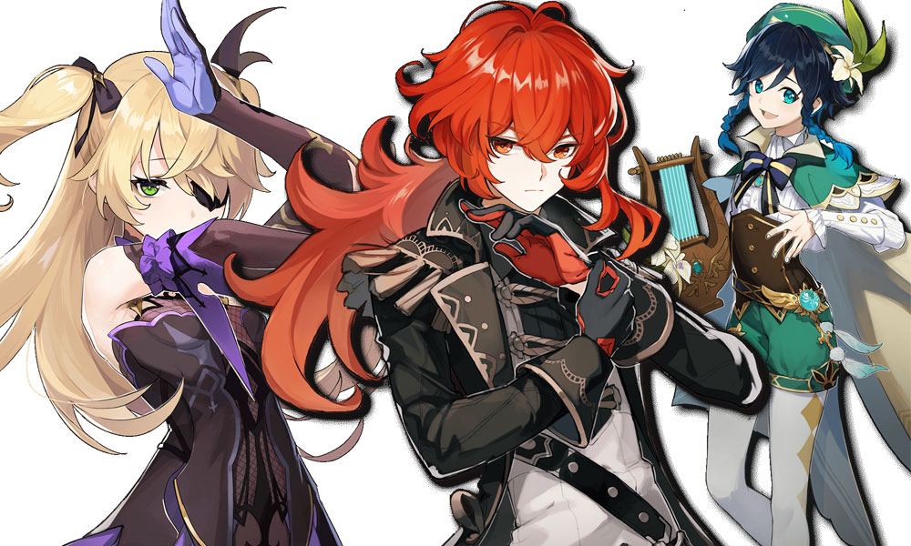 Genshin Impact Character Guide