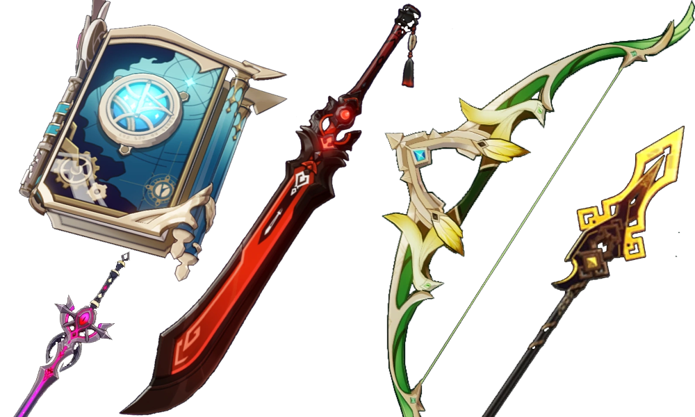 Genshin Impact Weapon Guide